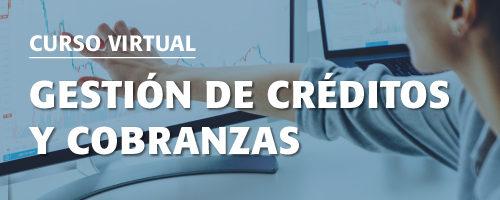 (2489) Curso de Especialización: Gestión de Créditos y Cobranzas