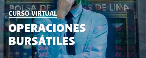 (2495) Operaciones Bursátiles