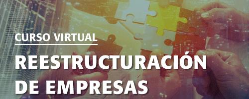 Curso: Reestructuración de Empresas