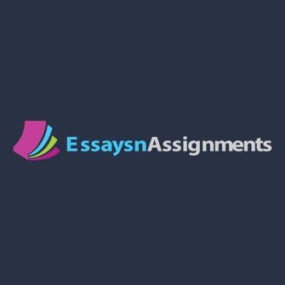 Logo del grupo EssaysnAssignments